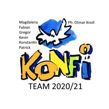 Konfi Team 2020 2021