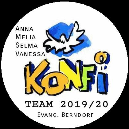 Konfi Team 2019 2020