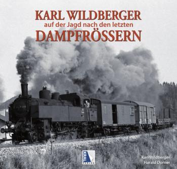 Wildberger Dampfrösser Buchcover