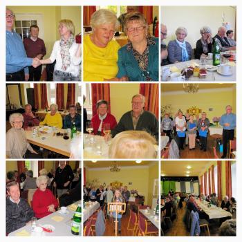 Gemeindeausflug Weppersdorf- Alte Evangelische Schule Weppersdorf Gemeindesaal