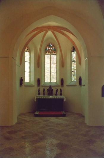 Spitalskirche Enzesfeld innen