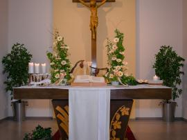 Altar Konfirmation 2016